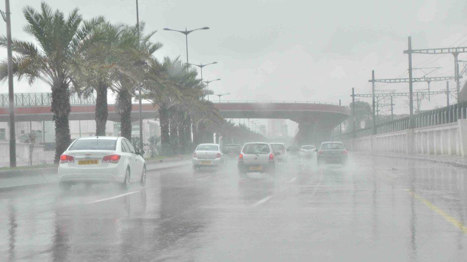 أمطار غزيرة متوقعة بعدد من الولايات