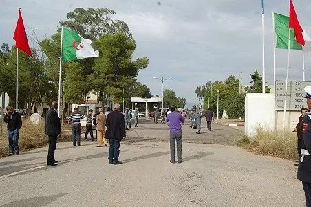 فتح معبر زوج بغال الحدودي بين الجزائر والمغرب