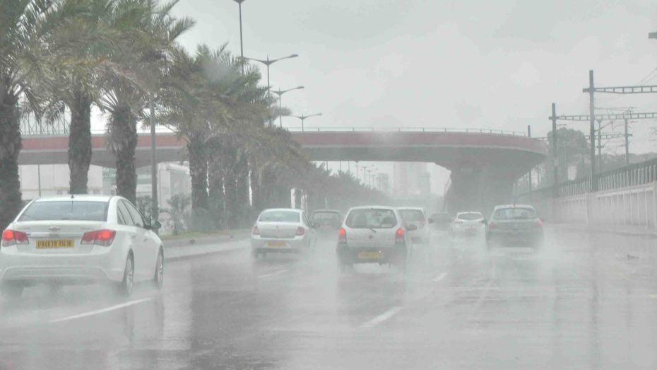 تحذير من أمطار رعدية ورياح