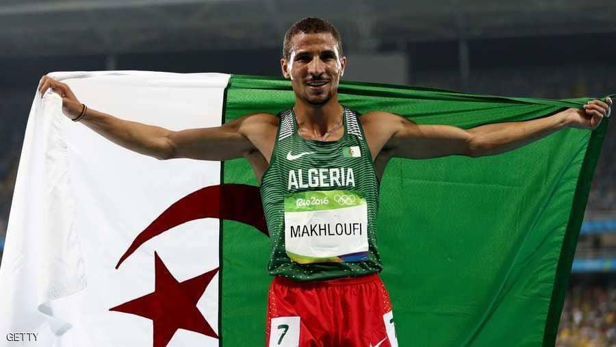 أزمة البطل الأولمبي مخلوفي أصبحت من الماضي