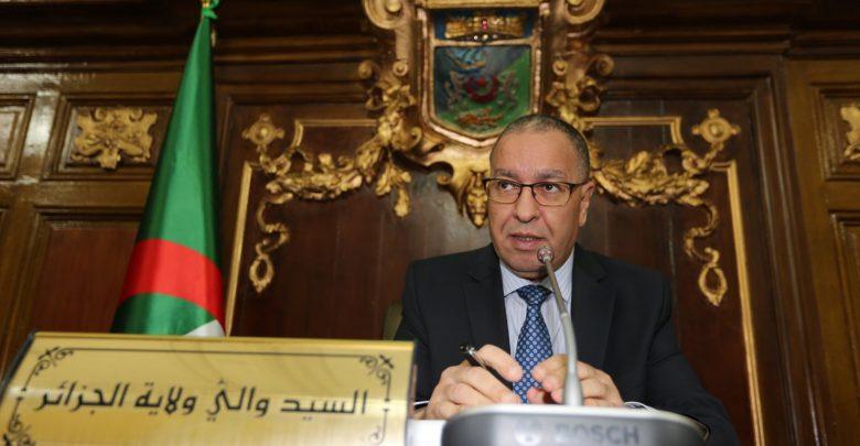 والي الجزائر يجمد نشاط 5 مسؤولين في بلديات العاصمة