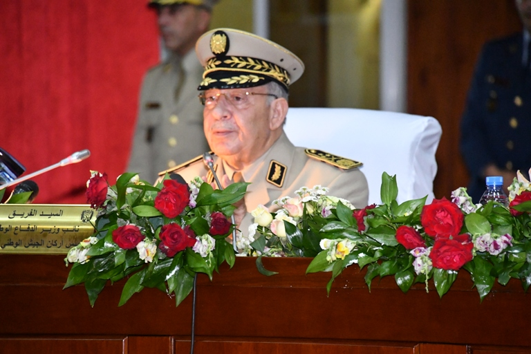 قايد صالح : الحروب القادمة حروب بالأساس إلكترونية