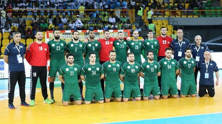 القائمة النهائية للاعبين الجزائريين المعنيين بمونديال اليد