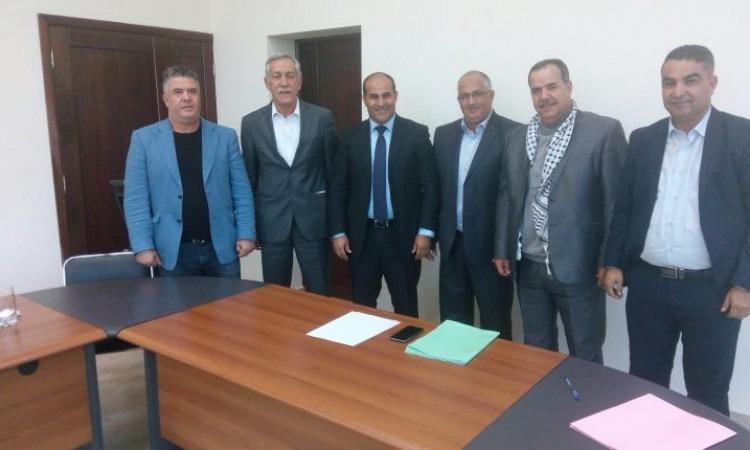جلسة صلح بين مدوار ونائبه مسعودان