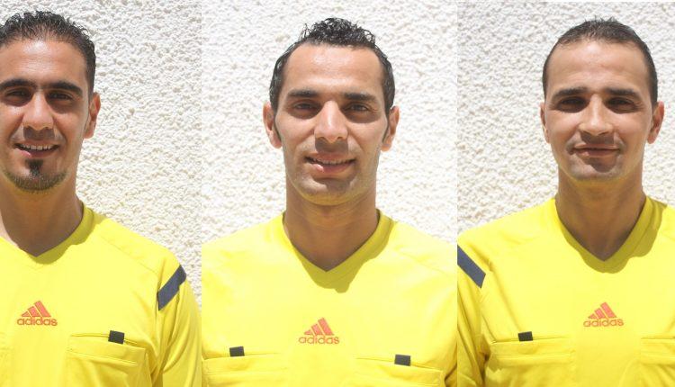 غربال وغوراري ضمن قائمة حكام مونديال قطر للأندية