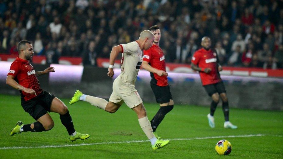 فيغولي يوقع هدفه الأول هذا الموسم