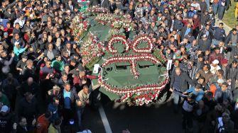 العربة نفسها التي نقلت جثمان الرئيس السابق هواري بومدين