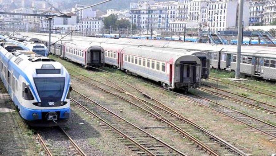 الشركة الوطنية للنقل بالسكك الحديدية
