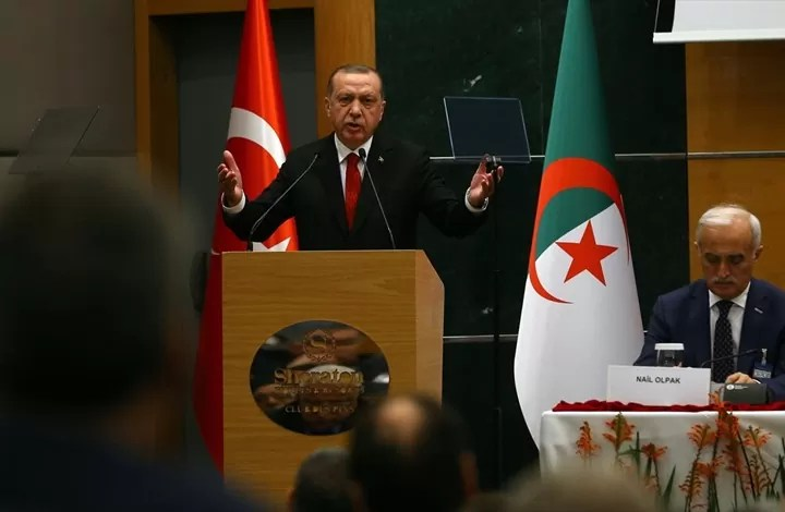 لماذا يصر أردوغان على مشاركة الجزائر في مؤتمر برلين ..تابع هذا التقرير