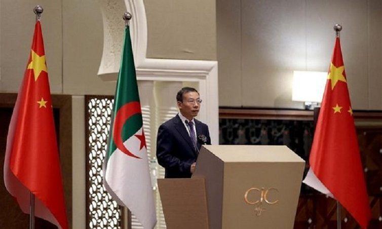 السفير الصيني بالجزائر
