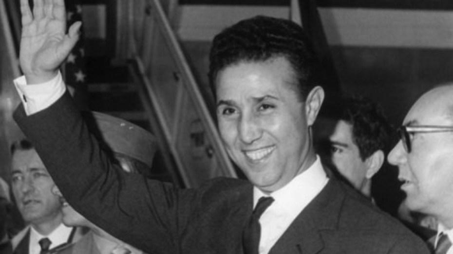 """الرئيس """"أحمد بن بلة"""" في ذاكرة أولمبيك مرسليا"""