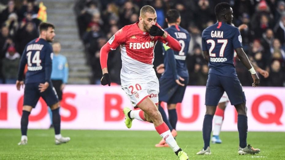 سليماني يستفيد من قرار إنهاء الدوري الفرنسي