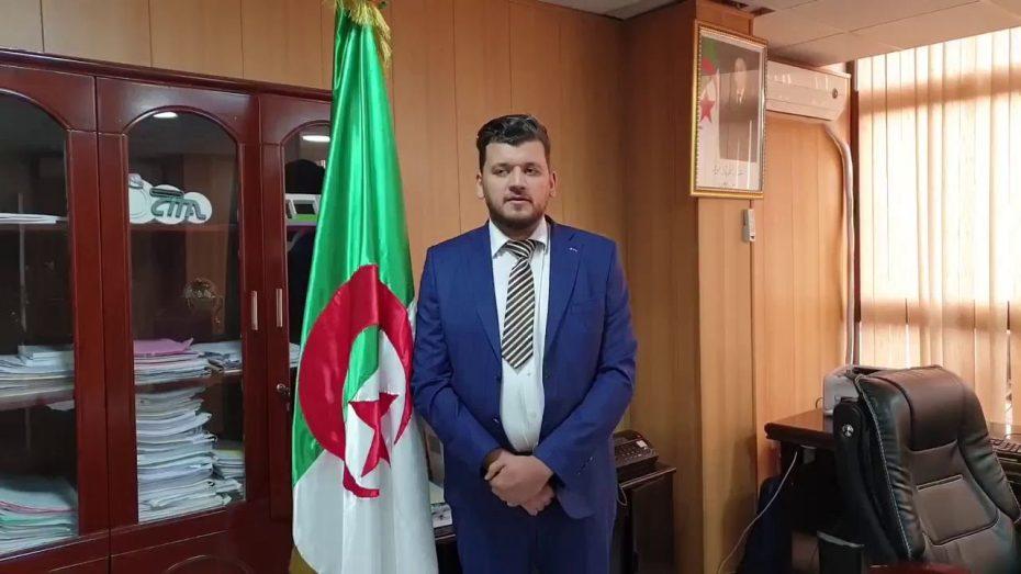 ياسين وليد يسعي لجعل الجزائر قطبا للابتكار في إفريقيا