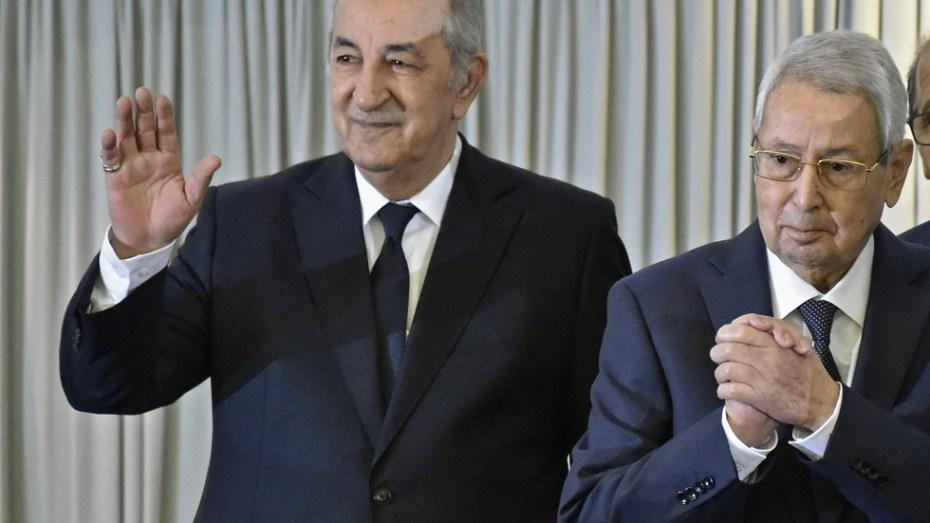 بن صالح يطلب إعفاءه من رئاسة مجلس الأمة
