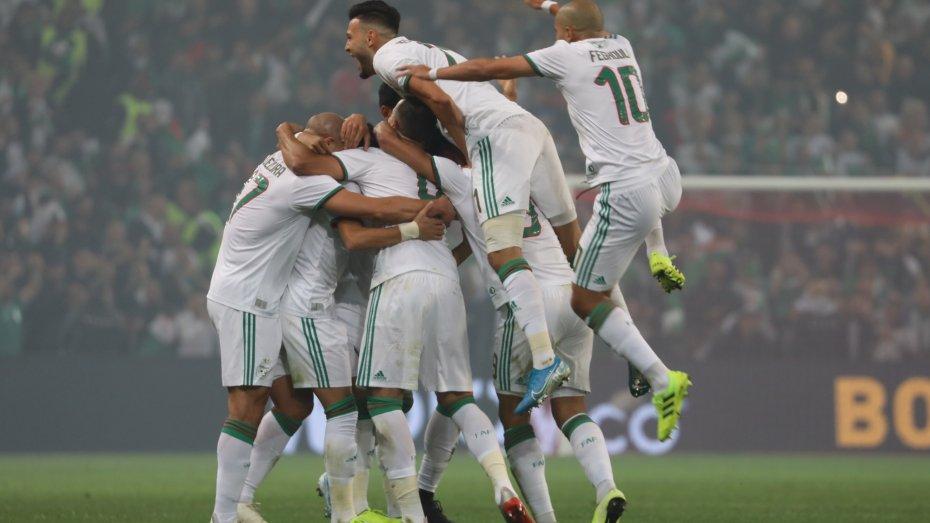 اكتشف كيف وصف كافالي مباراة الجزائر والنيجير المُقبلة في تصفيات المونديال