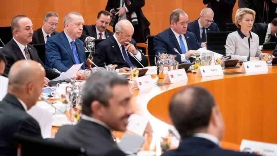 تبون: الجزائر مستعدة لاحتضان الحوار بين الليبيين