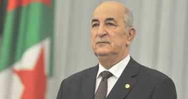 رئيس الجمهورية يعزي عائلتي شهيدي الواجب مباركي سعد الدين وقايد عيشوش