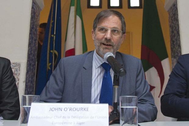 سفير الاتحاد الأوروبي يعلق على قضية استرجاع الأموال المنهوبة