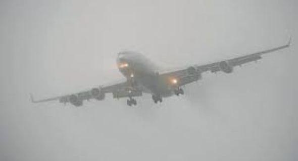 الضباب يمنع طائرة للجوية الجزائرية من الهبوط