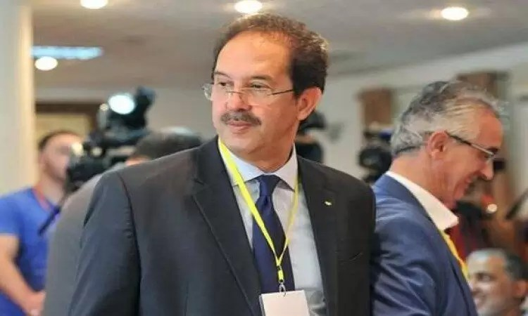 استقالة بيراف تخلط الأوراق داخل اللجنة الأولمبية الجزائرية