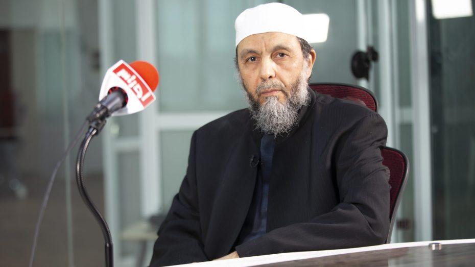 وفاة والد الشيخ عبد الله جاب الله