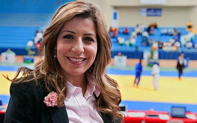 البطلة الجزائرية سواكري تنال جائزة أولمبية