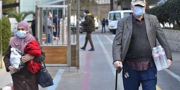 كورونا.. العدد اليومي للإصابات في الجزائر يواصل الارتفاع