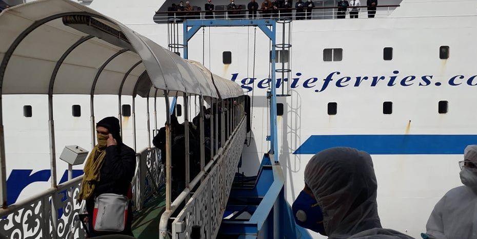 أكبر عملية حجر صحي في الجزائر