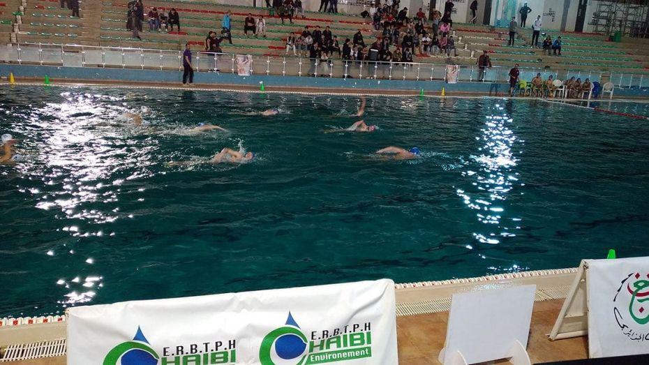 كورونا يطرق أبواب رياضة السباحة في الجزائر