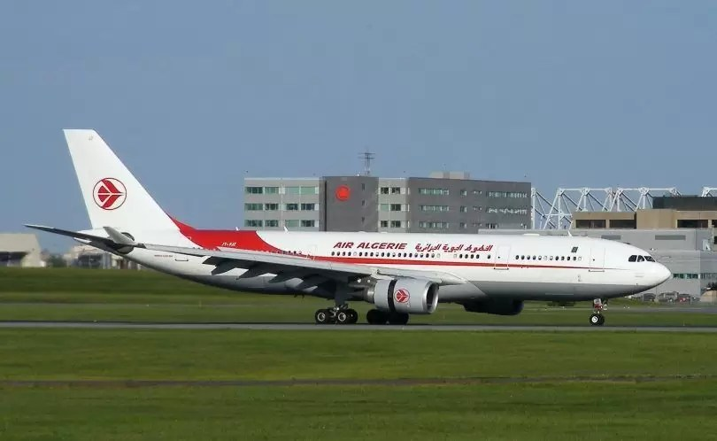 شركة الخطوط الجوية الجزائرية تعلق جميع رحلاتها الدولية