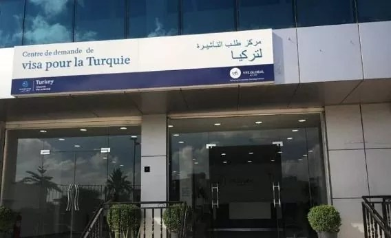 تعليق الرحلات بين الجزائر وتركيا