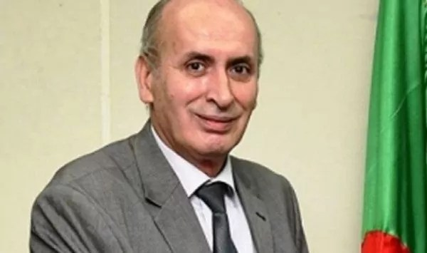 عبد الناصر ألماس رئيس مجلس إدارة نادي مولودية الجزائر