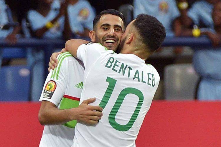 مواجهة جزائرية خالصة في كأس الاتحاد الانجليزي
