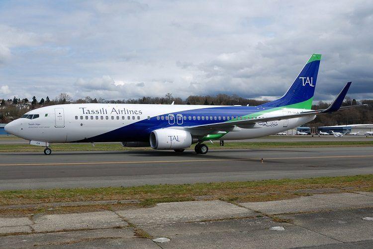 طائرات شركة الطاسيلي متوقفة والخطوط الجوية الجزائرية تبقي على طائرات نقل البضائع فقط