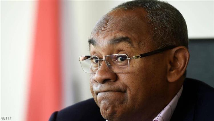 رئيس الكاف أحمد أحمد يتمسك بالكرسي ويطعن في قرار الفيفا