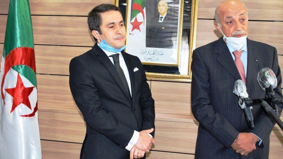 عمار عدادي يُثني على الجزائر إقرارها تأجيل ألعاب البحر الأبيض المتوسط