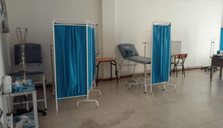 """بالصور أكاديمية """"الفاف"""" تتحول إلى مركز للحجر الصحي"""