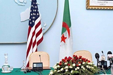 """الولايات المتحدة الأمريكية تثمن علاقاتها """"المميزة"""" مع الجزائر"""
