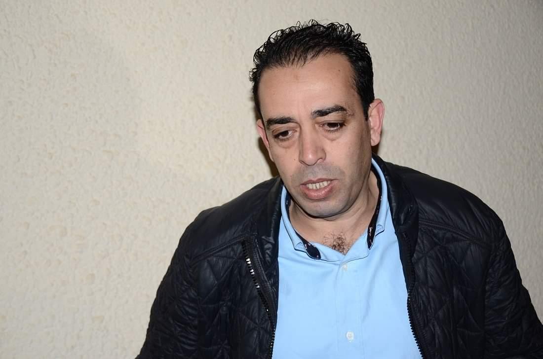 """رئيس مجلس إدارة نادي أمل عين مليلة """"شداد بن صيد"""""""