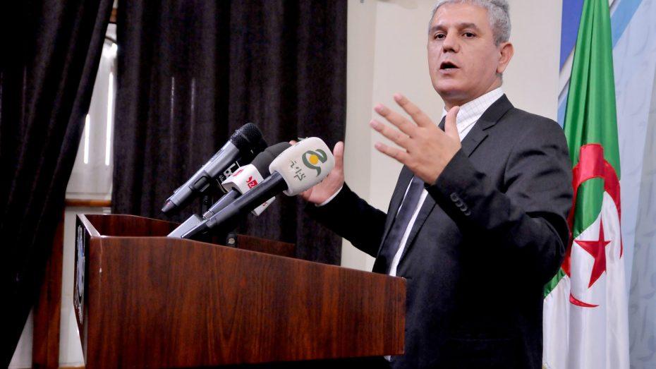 محسن بلعباس يرفع دعوى قضائية ضد وزير العدل