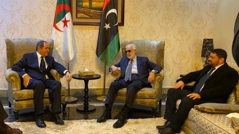 ليبيا تشكر الجزائر