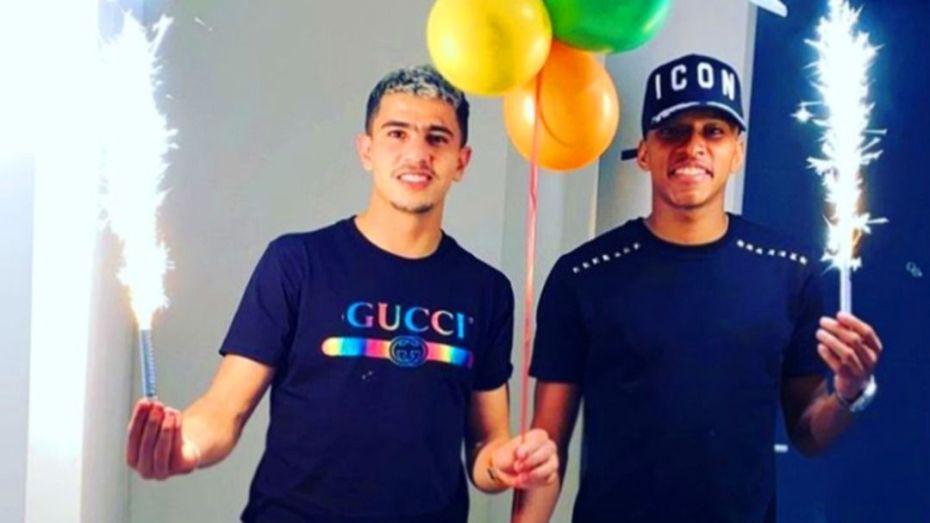 يوسف عطال وهشام بوداوي يواجهان مستقبلا مجهولا في نادي نيس