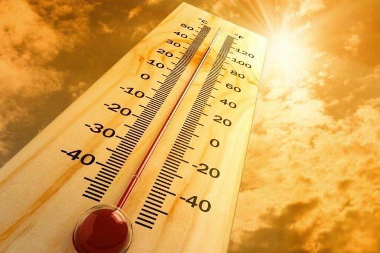 الحرارة تتعدى 42 درجة في 5 ولايات