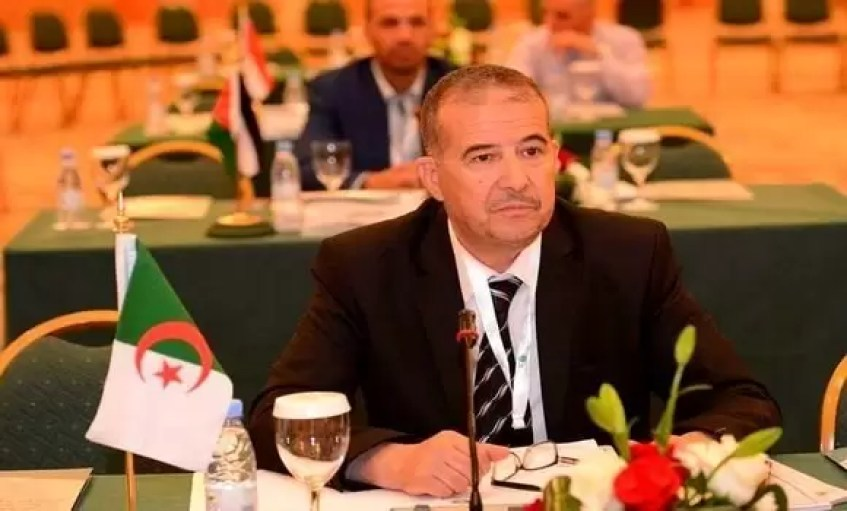عبد الحكيم ذيب رئيس الاتحادية الجزائرية لألعاب القوى