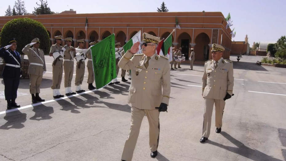 من هو قائد الناحية العسكرية الرابعة؟