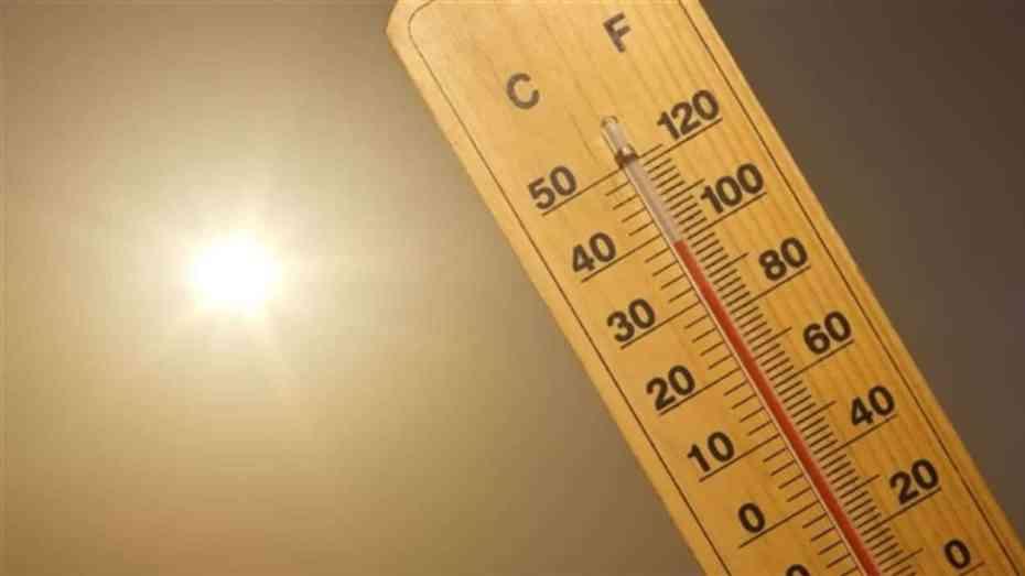 تحذير من موجة حر يومي العيد