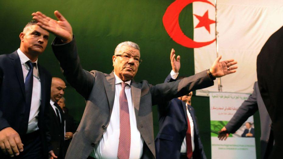 عودة عمار سعداني إلى الجزائر