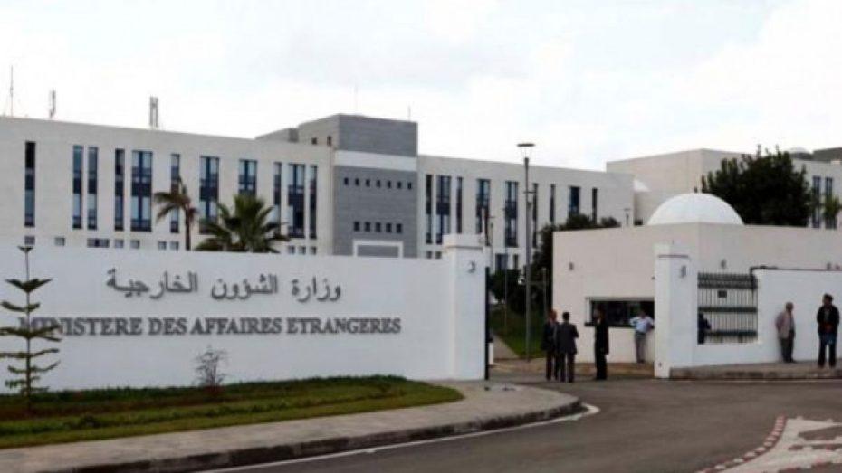 تعيين قرابة 35 مستشارا بسفارات الجزائر بالخارج