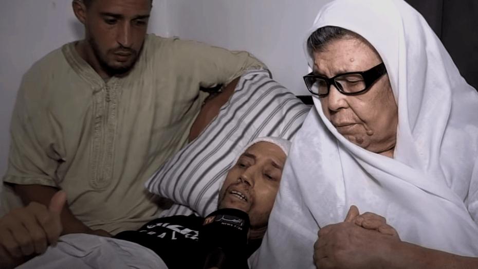 بعد أن حقق أمنيته في لقاء أمه..محمد زيات في ذمة الله