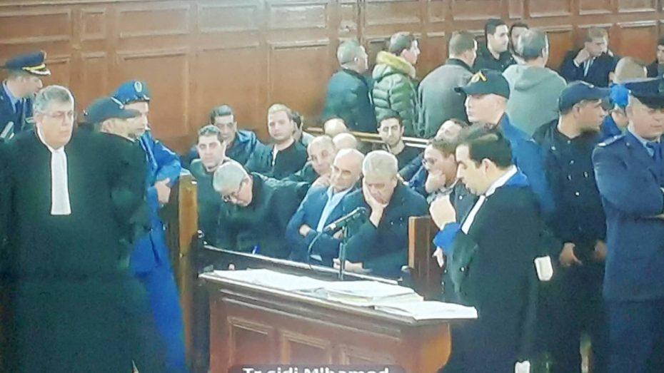 تأجيل محاكمة حداد ووزراء سابقين